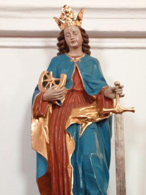 Hl. Katharina v. Sienna